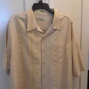 Tommy Bahama short sleeve shirt XL